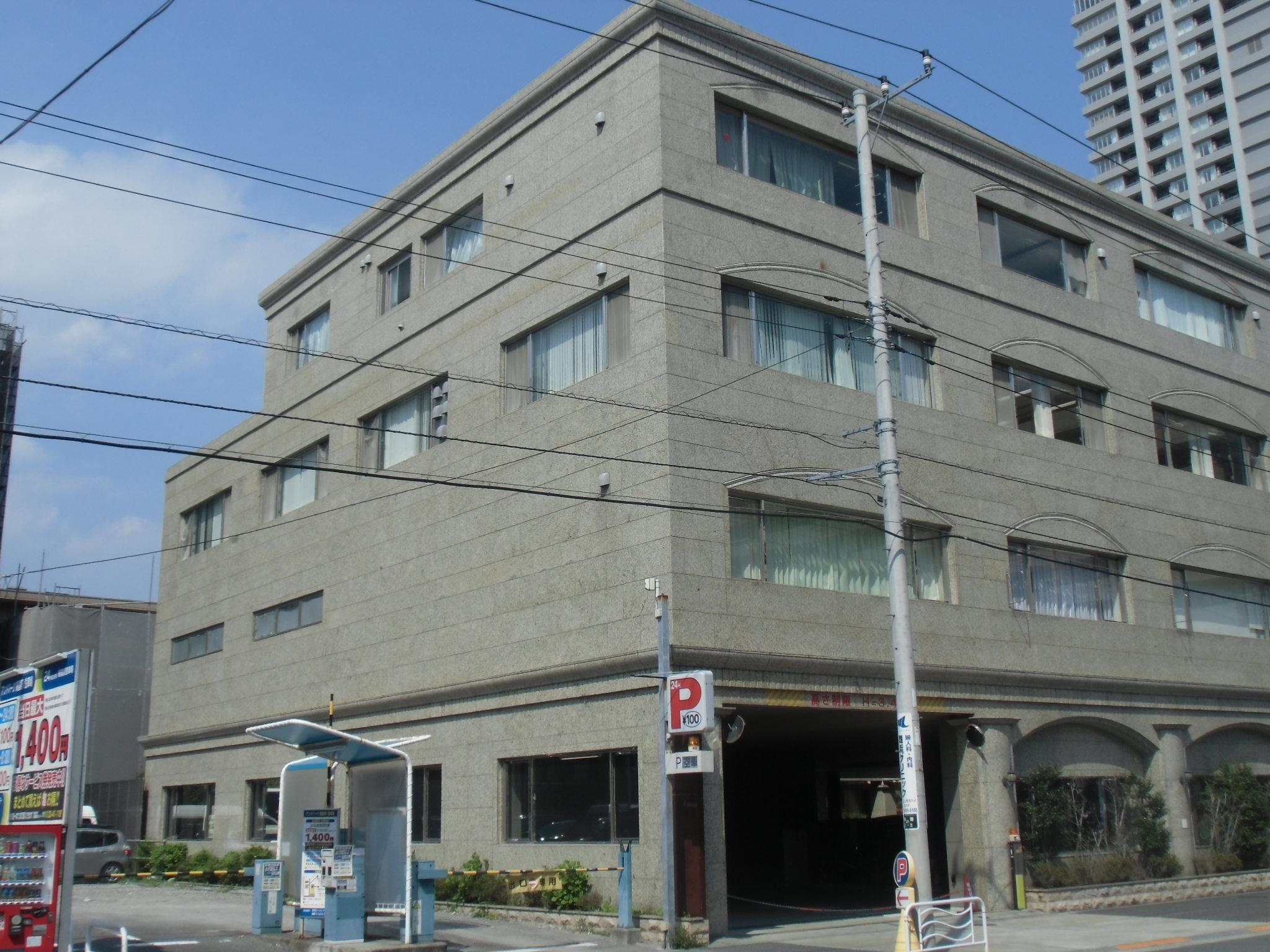 東京都江東区商業ビル外壁コーキング工事