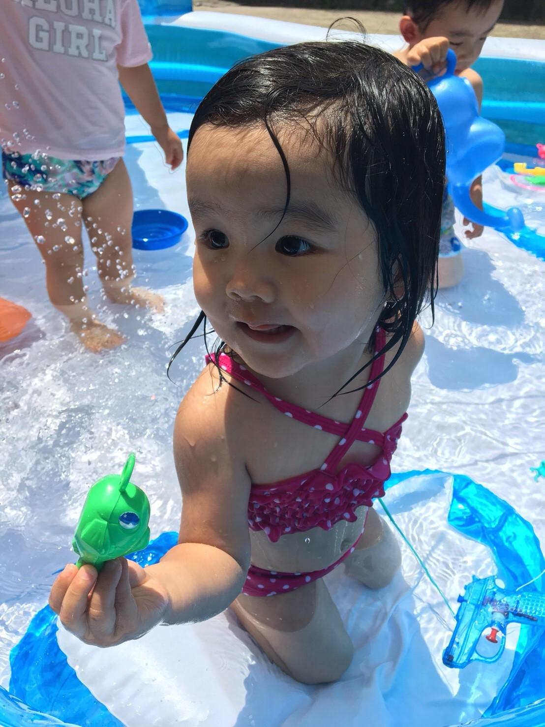 夏期保育&プール画像8