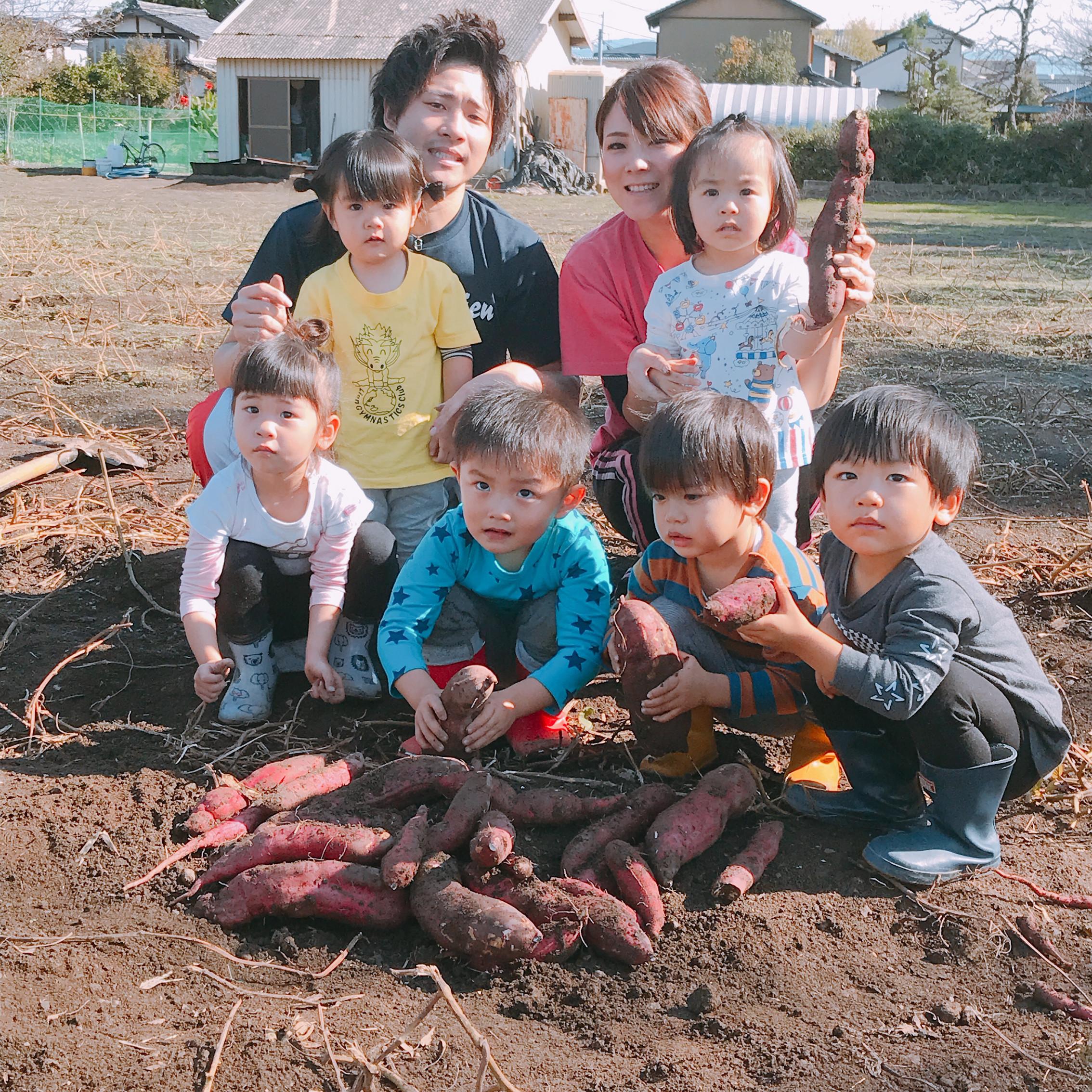 お芋掘り3期生画像10