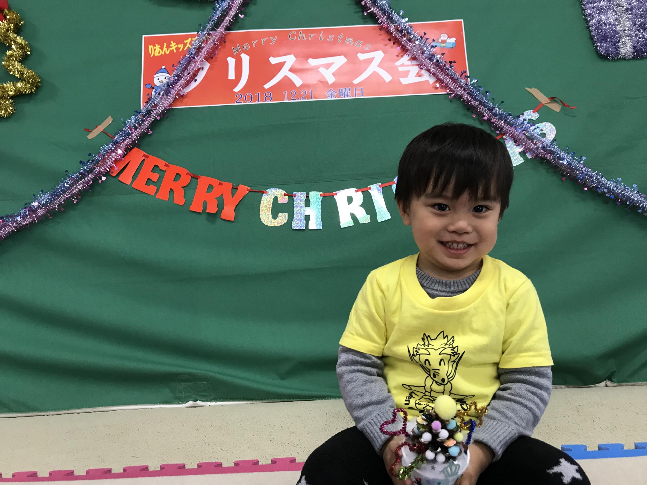 クリスマス会 3期生画像30