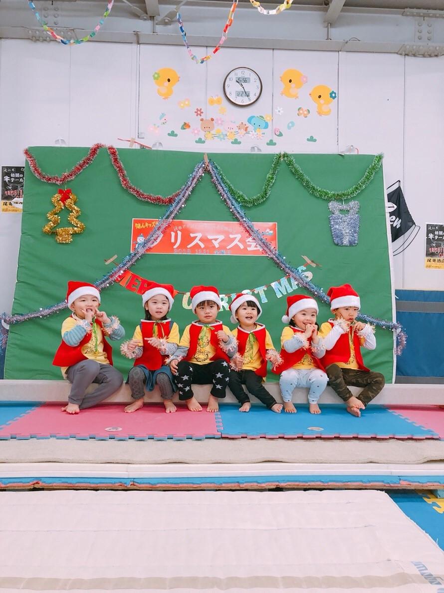クリスマス会 3期生画像18