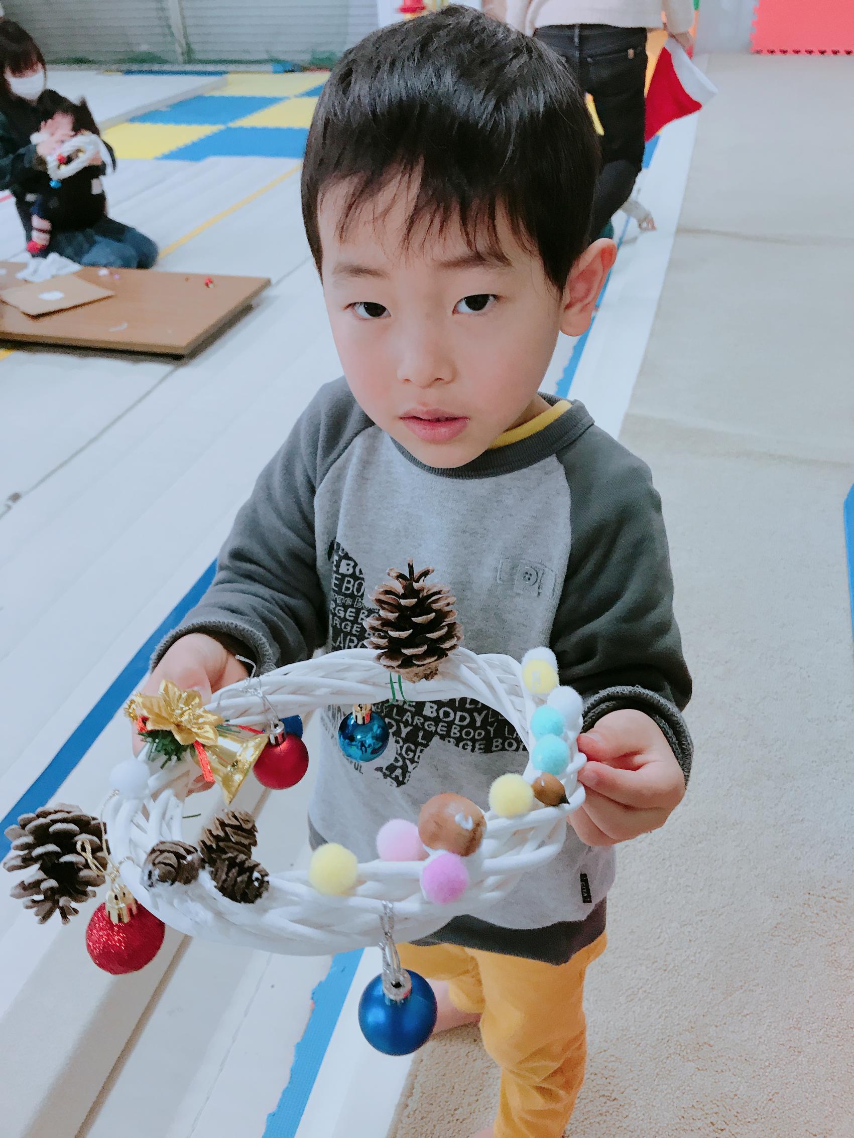 2017年クリスマスお楽しみ会画像1