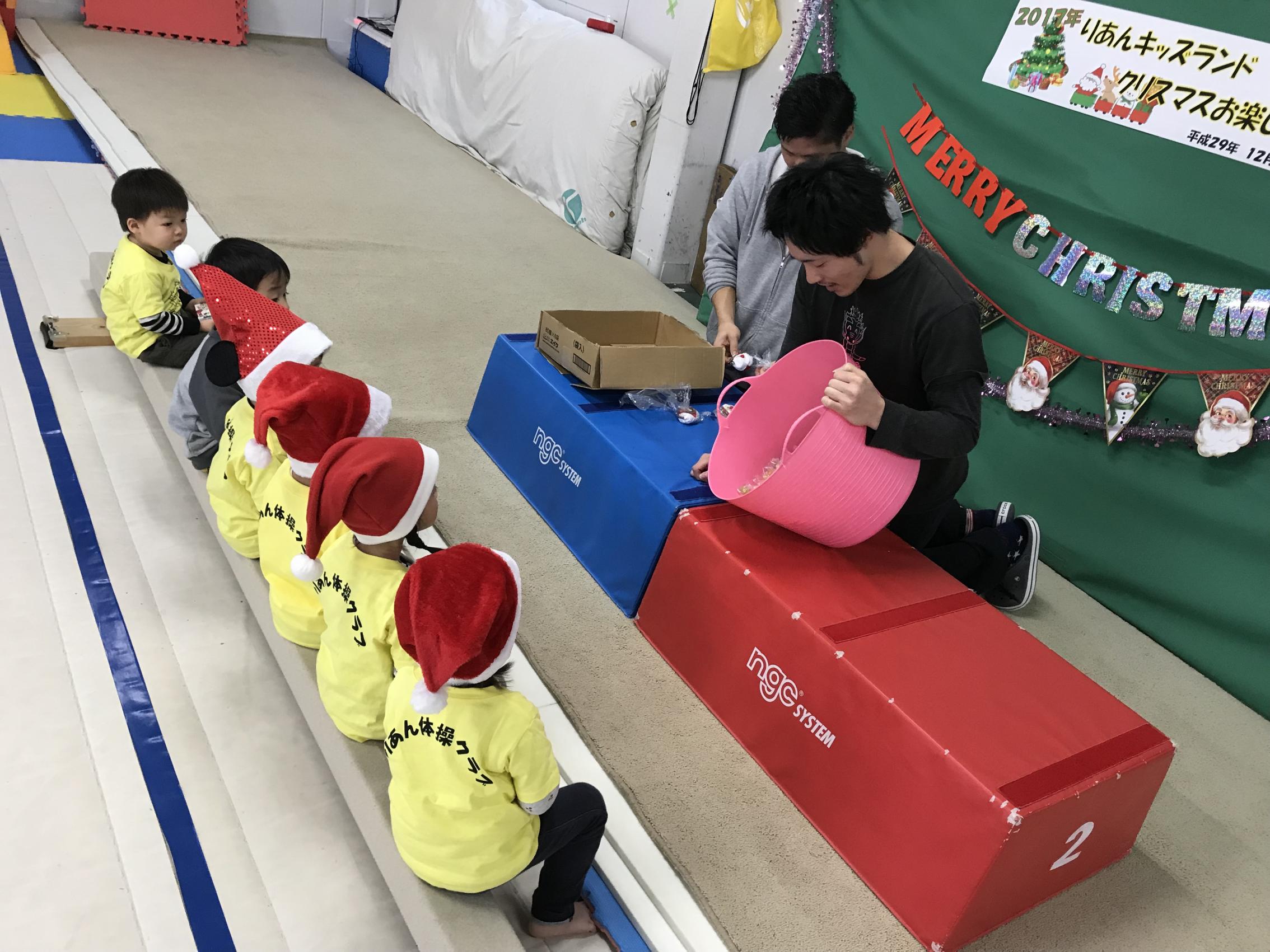 2017年クリスマスお楽しみ会画像5