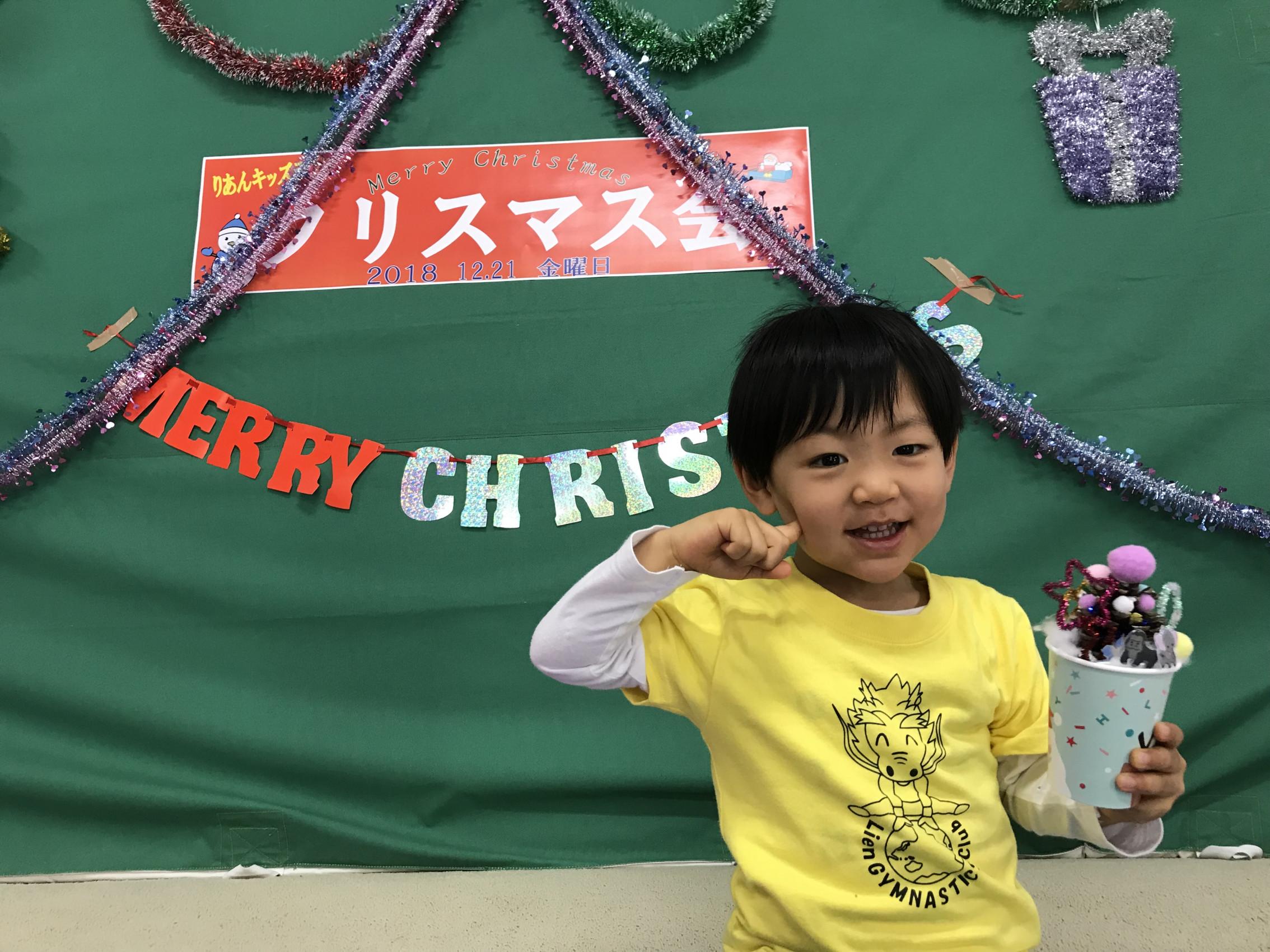 クリスマス会 3期生画像26