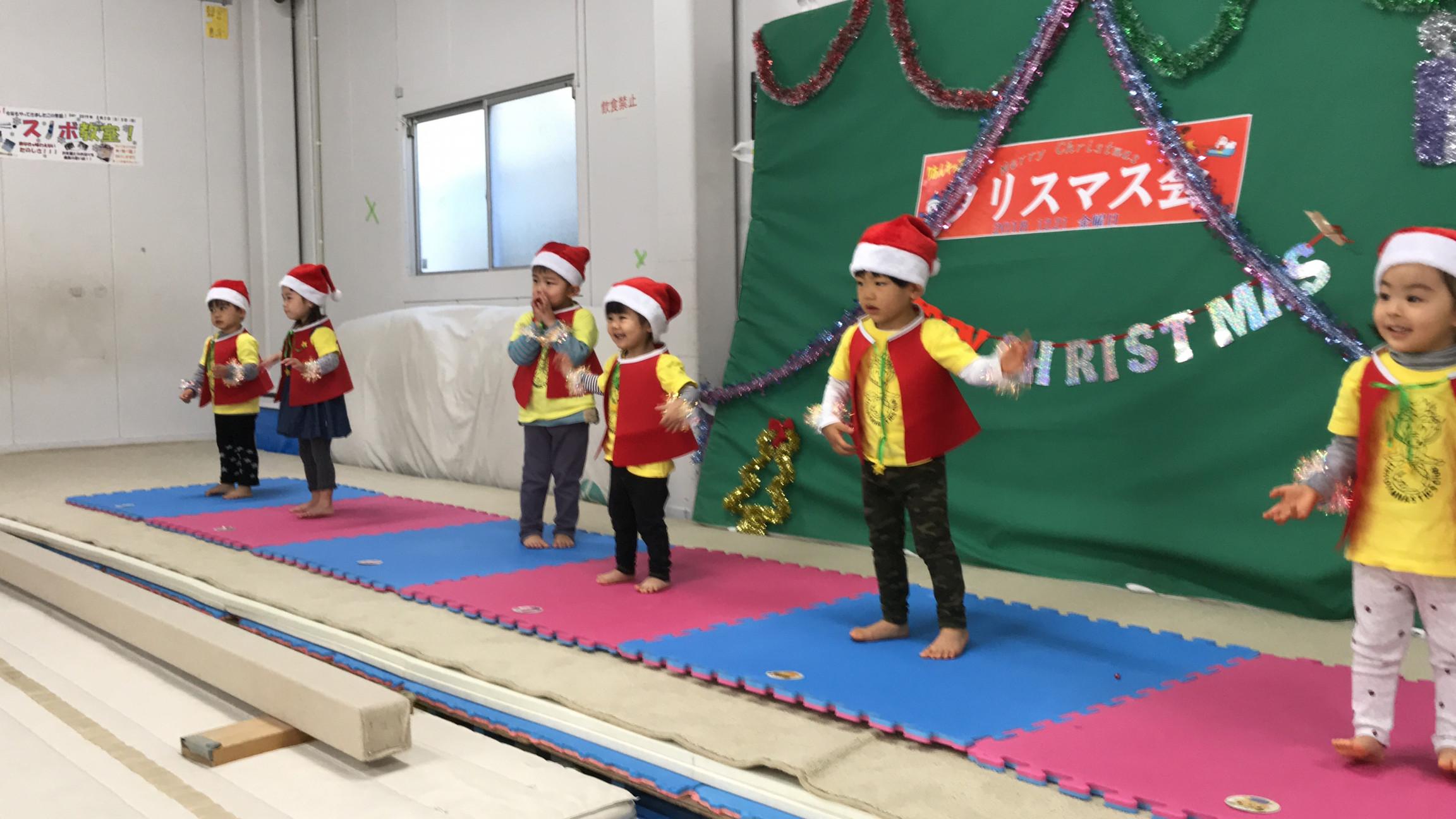 クリスマス会 3期生画像4