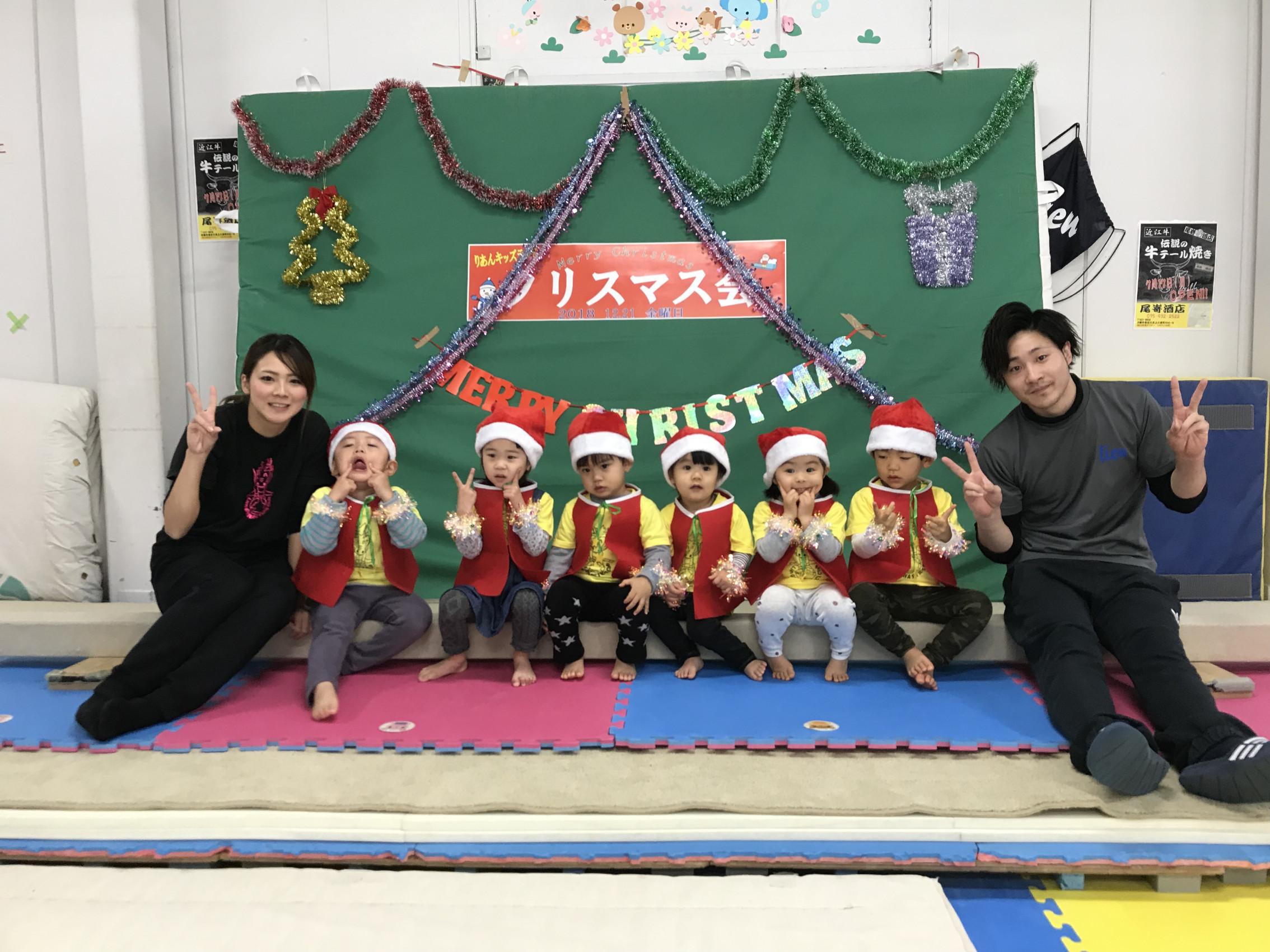 クリスマス会 3期生画像2