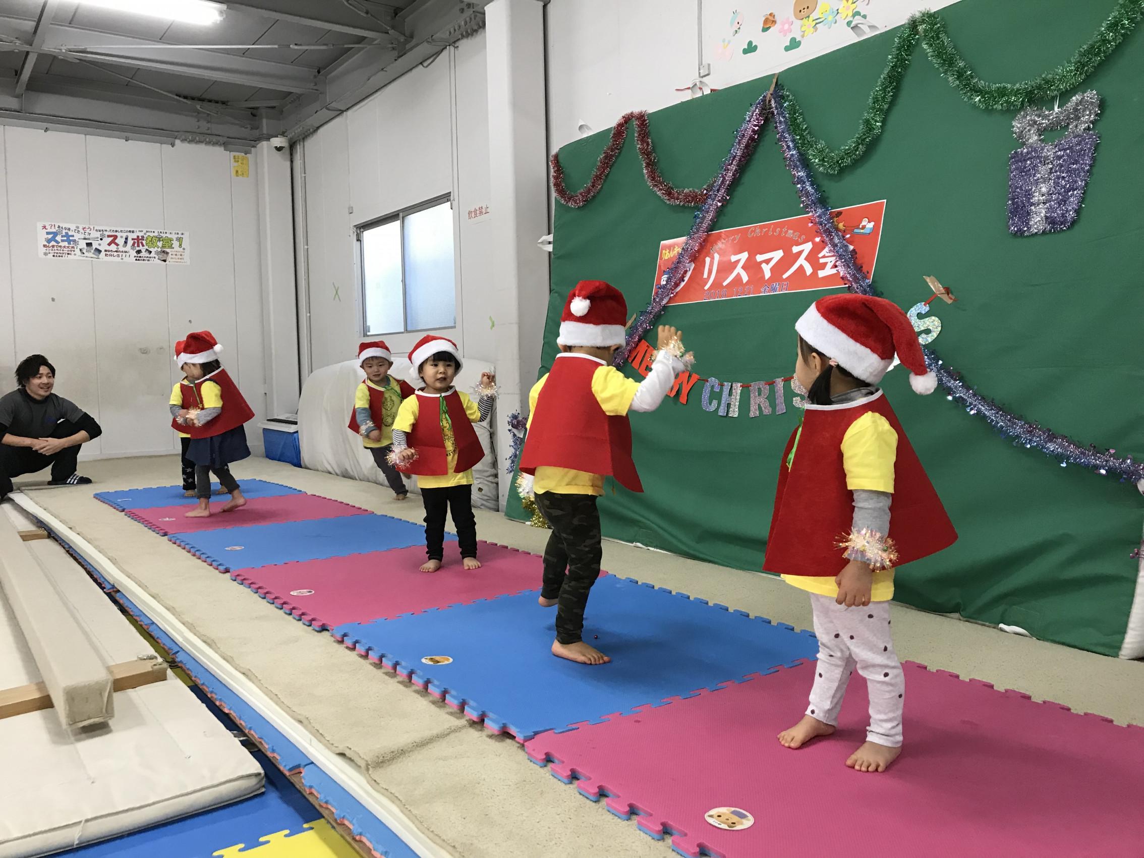 クリスマス会 3期生画像3