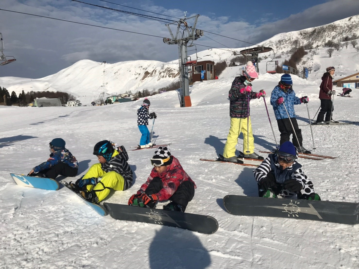 2019年スキー&スノボー教室画像20