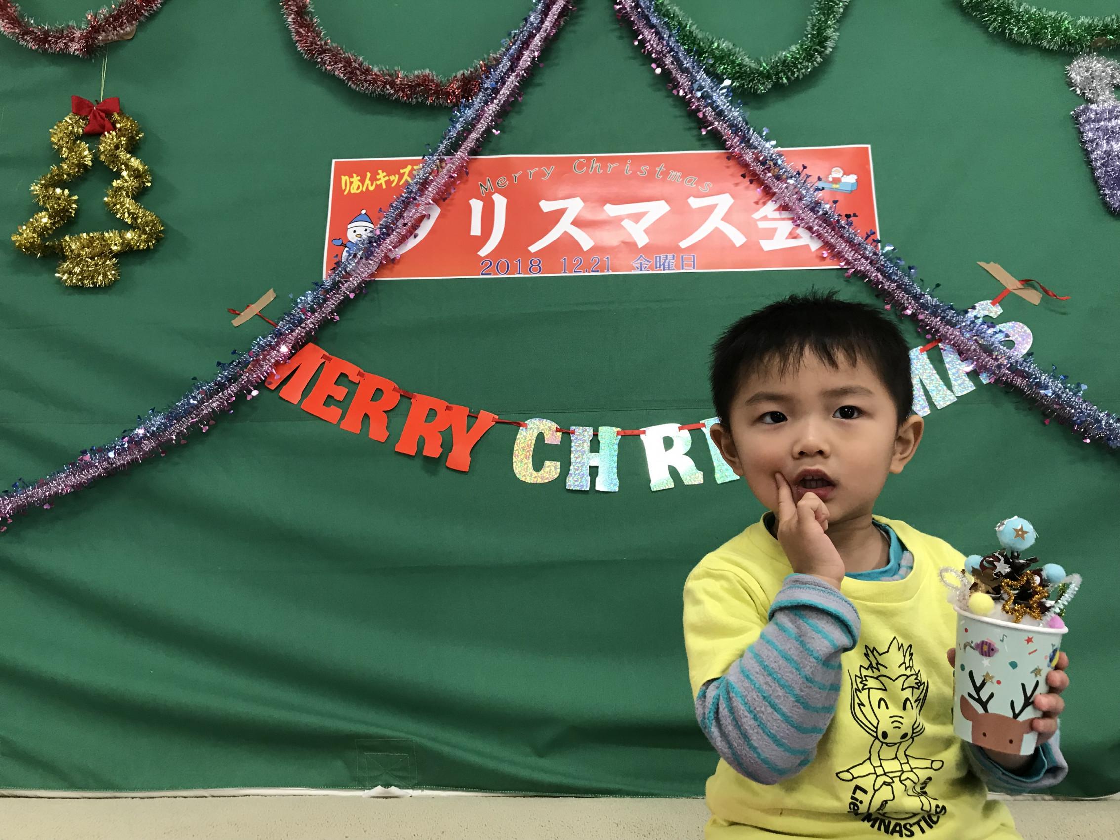 クリスマス会 3期生画像25