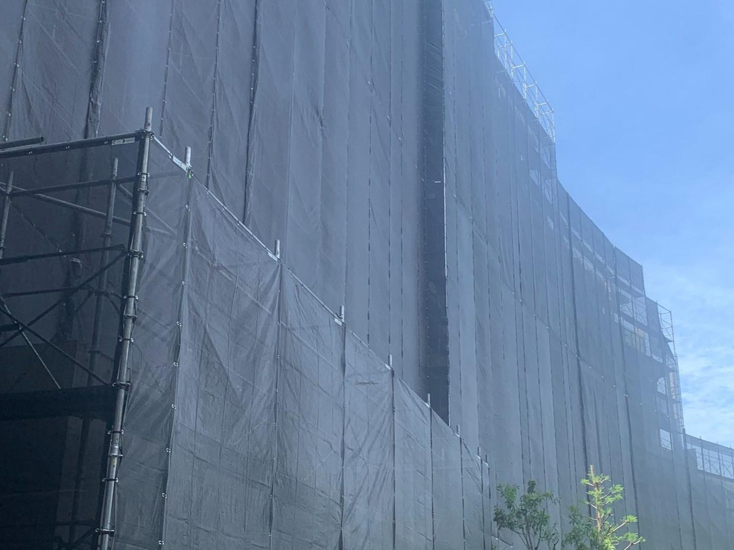 東京都S区大規模修繕工事