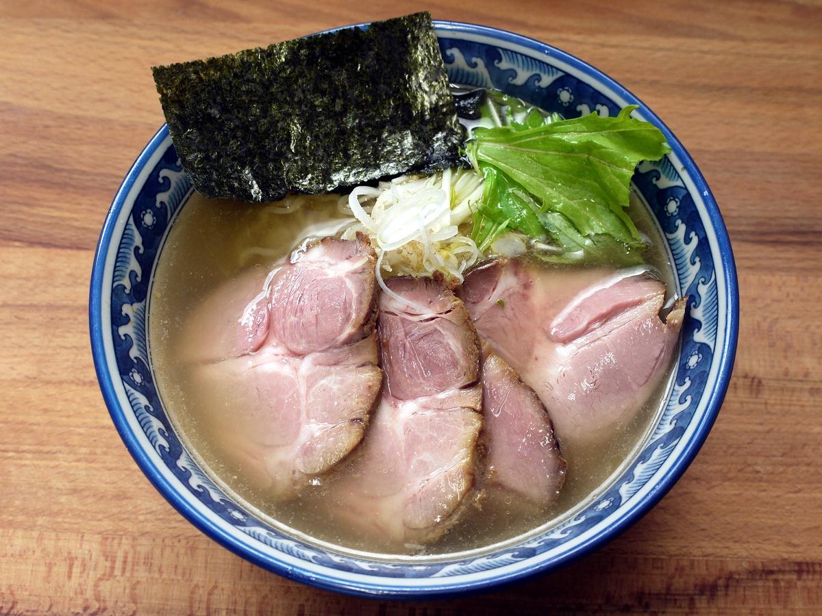 肩ロースチャーシュー麺