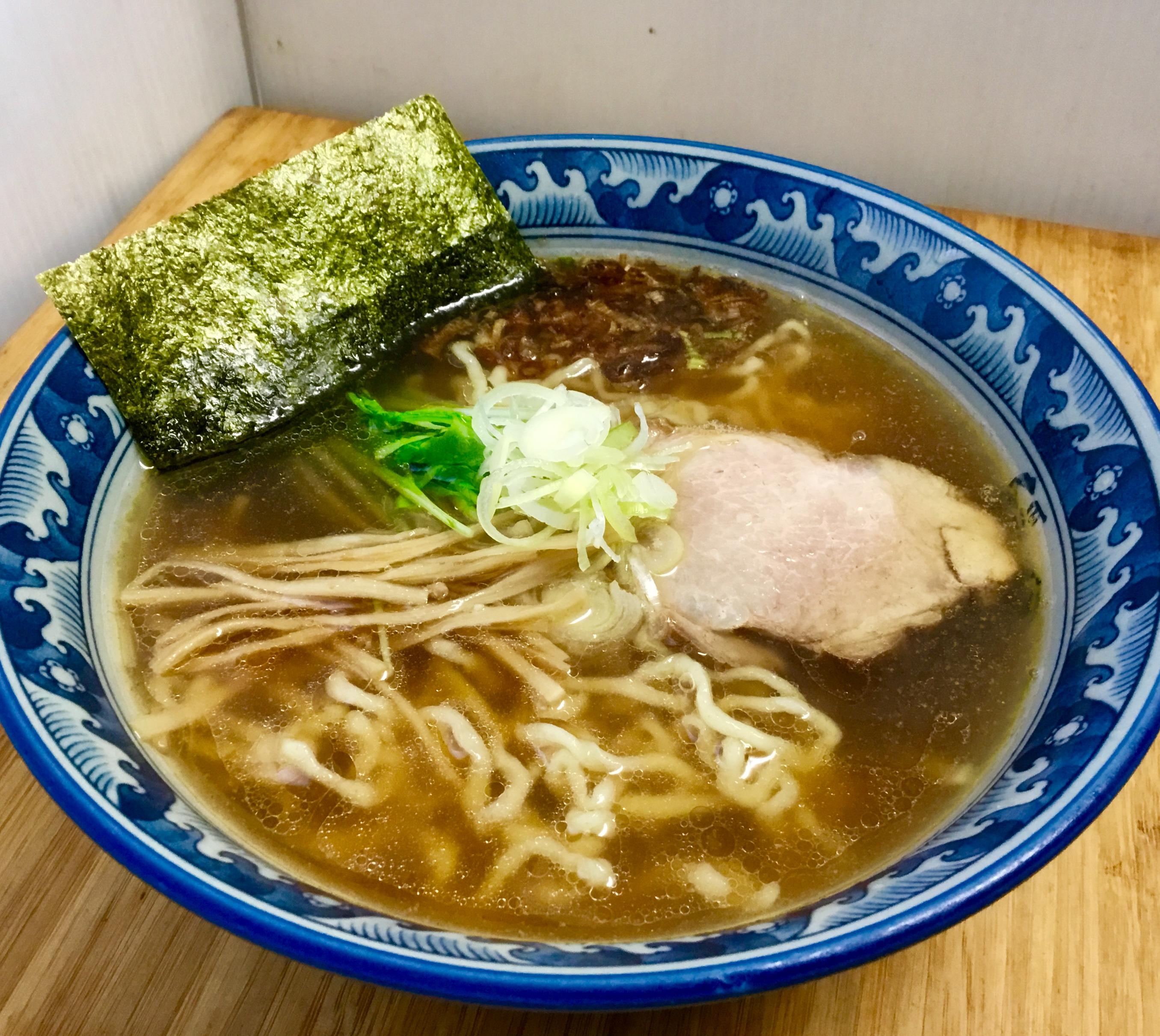 隠國らぁ麺