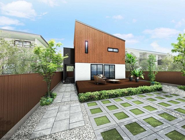 自分でできる企画住宅