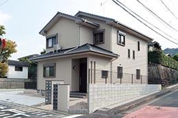 新築住宅の 設計 施工