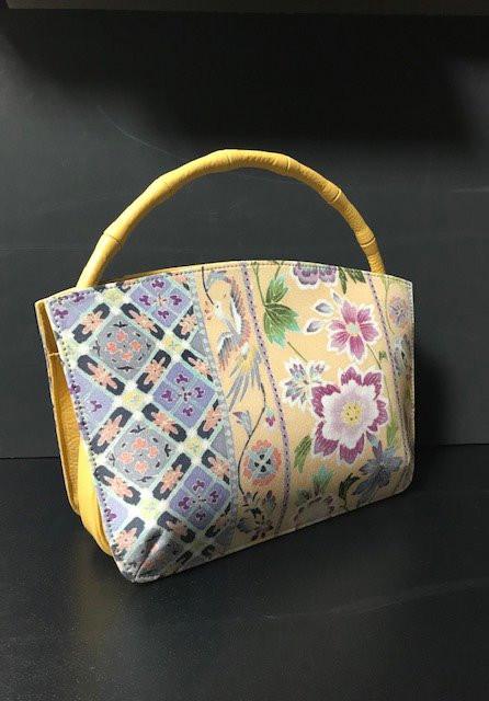 加賀友禅オリジナルバッグ