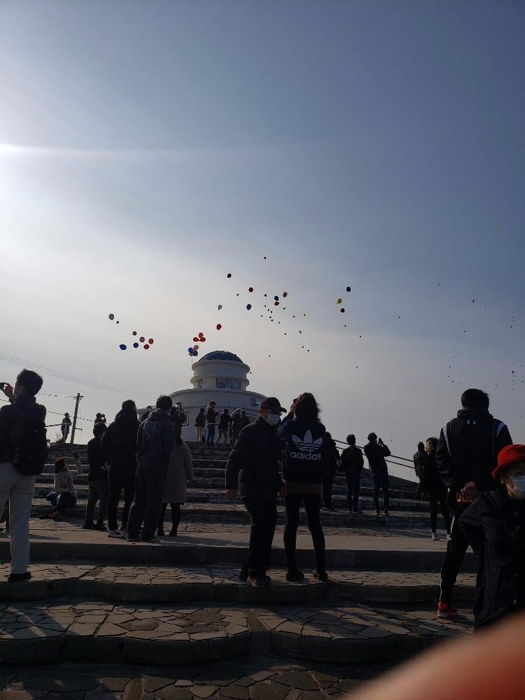 3.11福島県追悼式典に参加しました。
