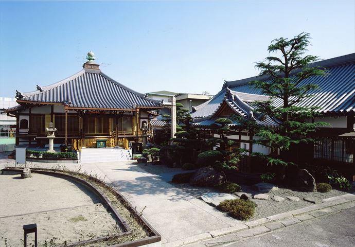 善曜山 蓮心寺 平成の大改修画像