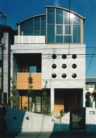 西長町の家画像