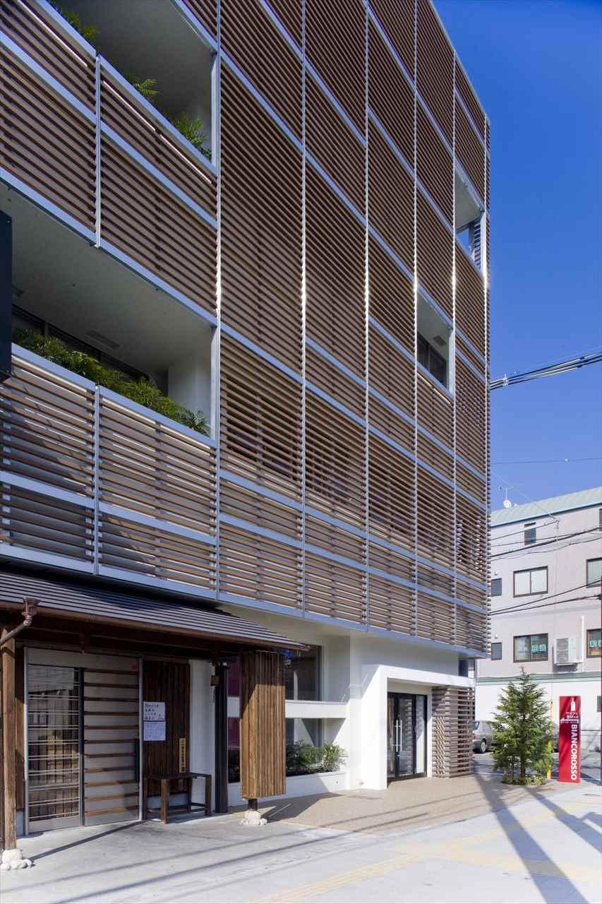 SENGOKU BLD Facadeリノベーション画像