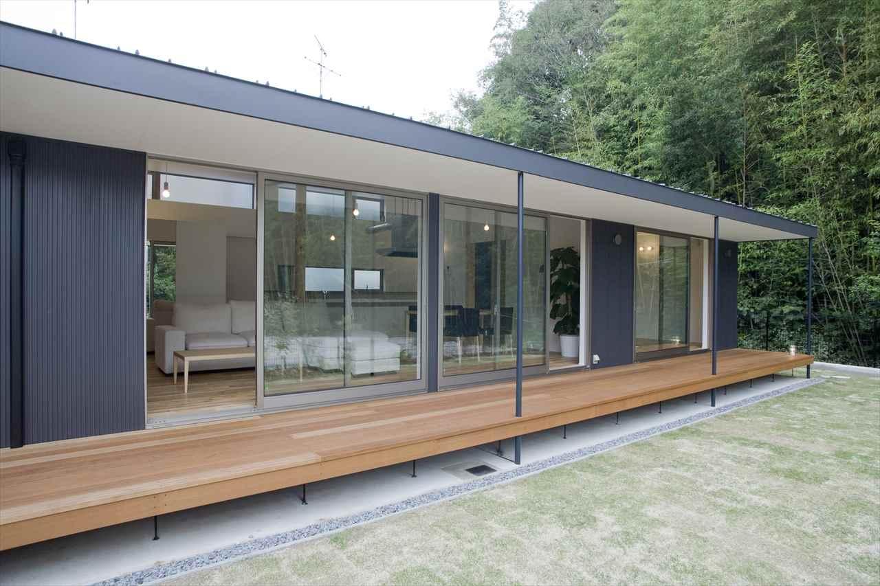 直川の家画像