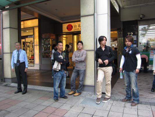 2011年 台湾