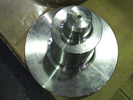 産業機械用シャフト (SCM440H)