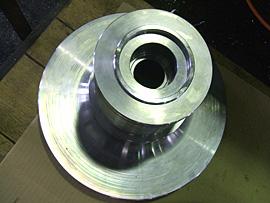 産業機械用シャフト2 (SCM440H)