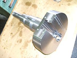 産業機械用クランクシャフト (S45CH)