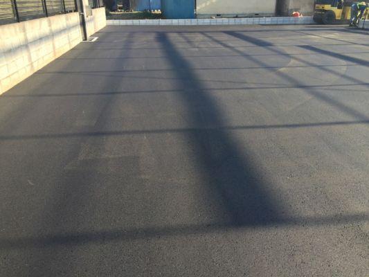 千葉県千葉市美浜区 道路舗装工事
