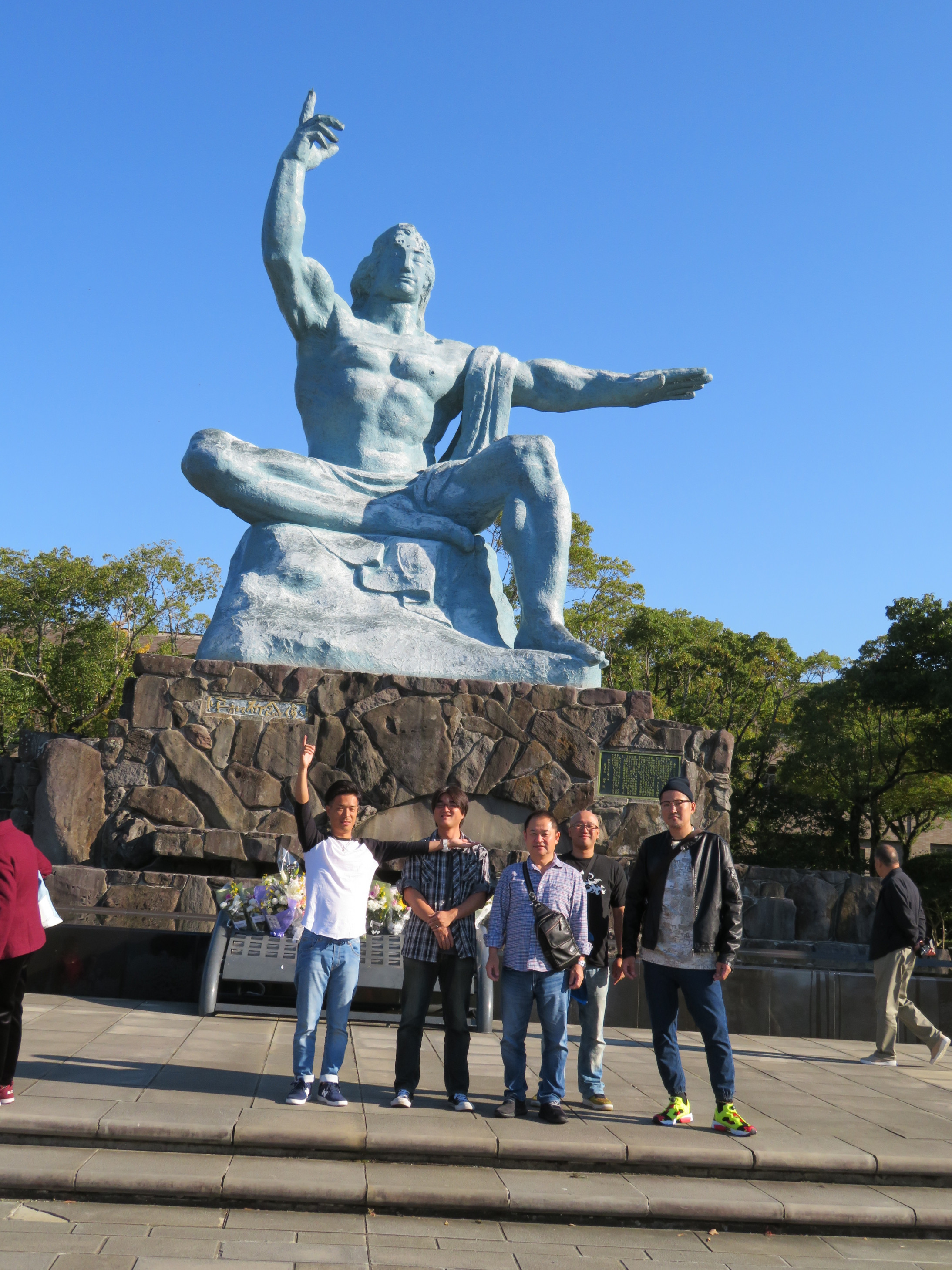 2018年11月 国内旅行(長崎、博多)