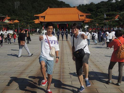 2015年10月 設立25周年台湾社員旅行