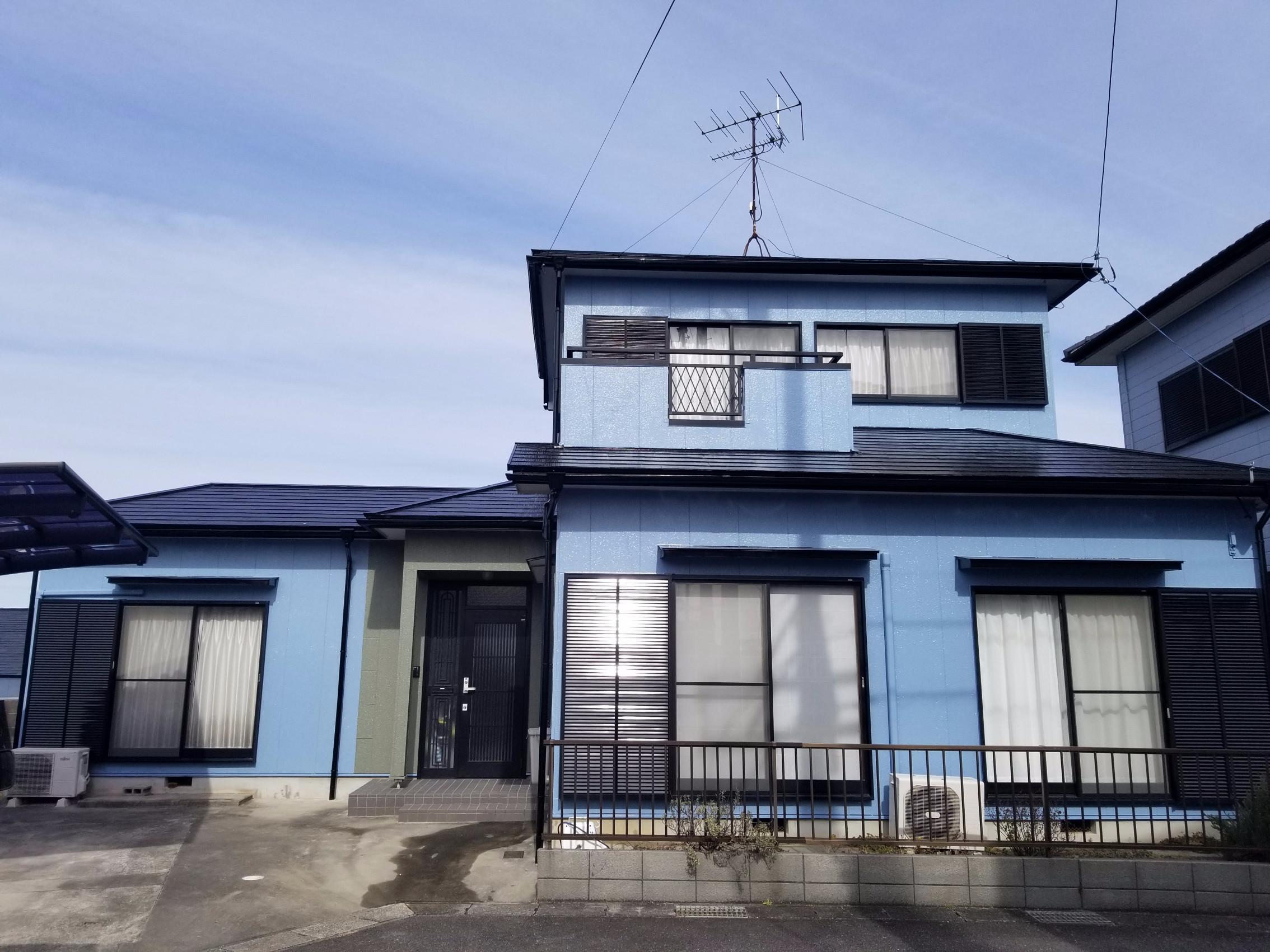岡崎市O様邸/屋根外壁塗装