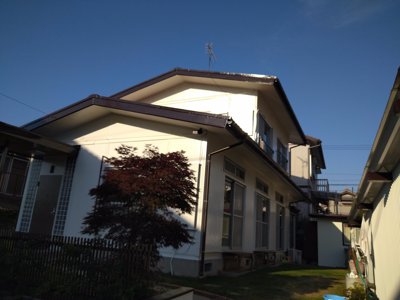 岡崎市I様邸/屋根・外壁塗装