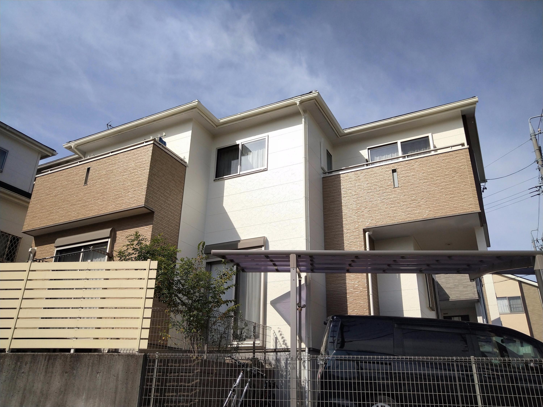 豊田市A様邸/屋根・外壁塗装