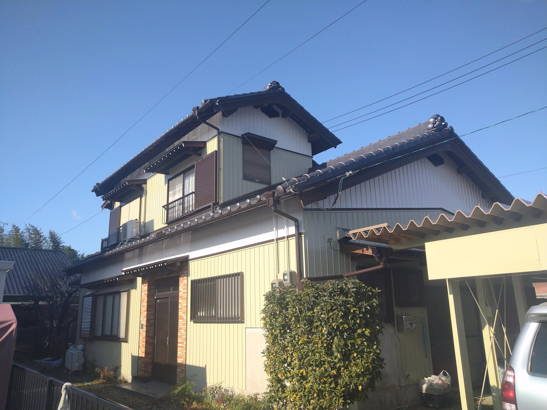 岡崎市Y様邸/外壁・内装塗装