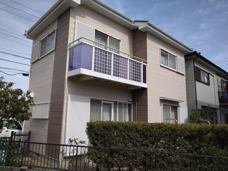 岡崎市M様邸/屋根・外壁塗装