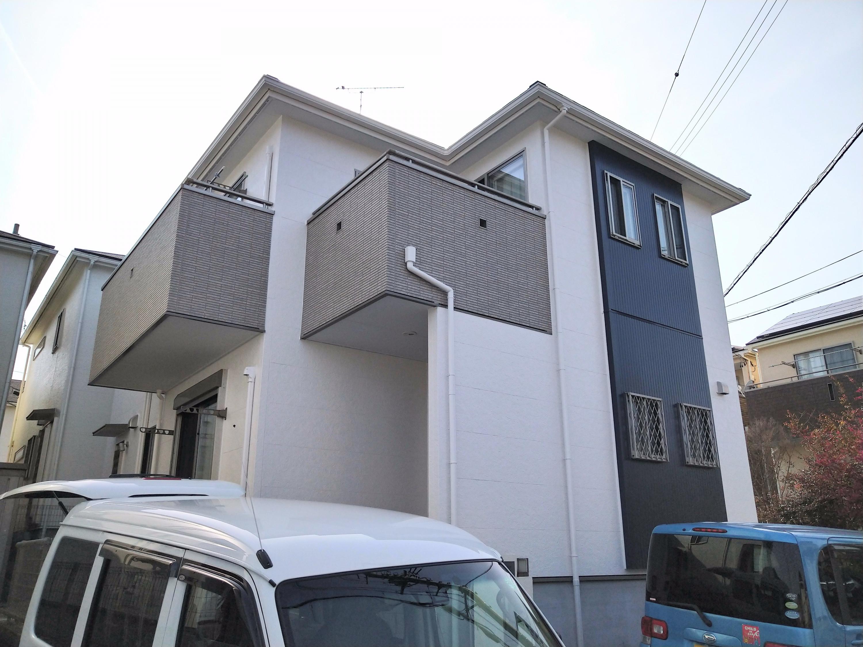 岡崎市K様邸/屋根・外壁塗装