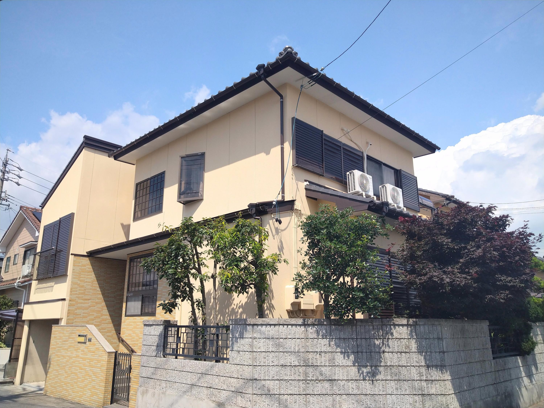 岡崎市S様邸/外壁塗装