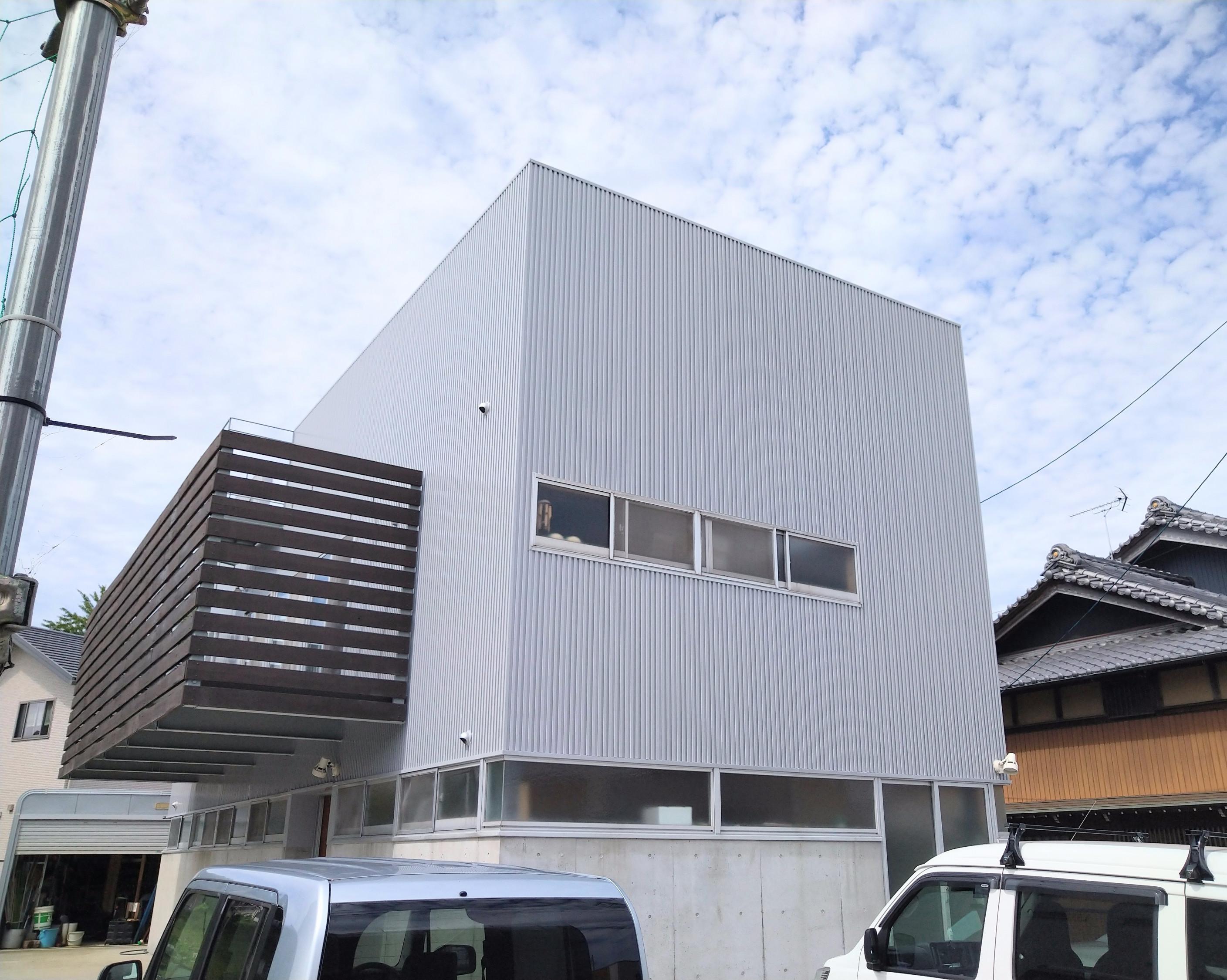 岡崎市F様邸/外壁塗装