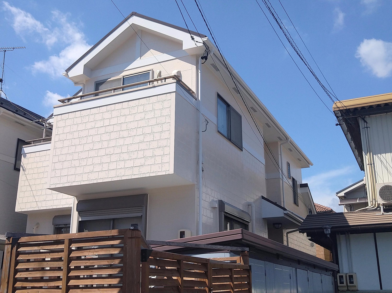 岡崎市S様邸/屋根・外壁塗装