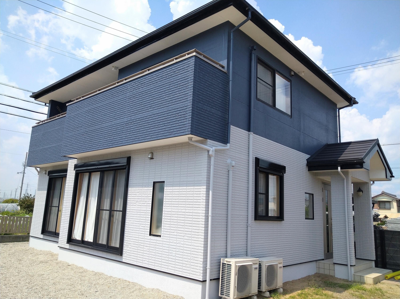 幸田町H様邸/外壁塗装・屋根カバー工法