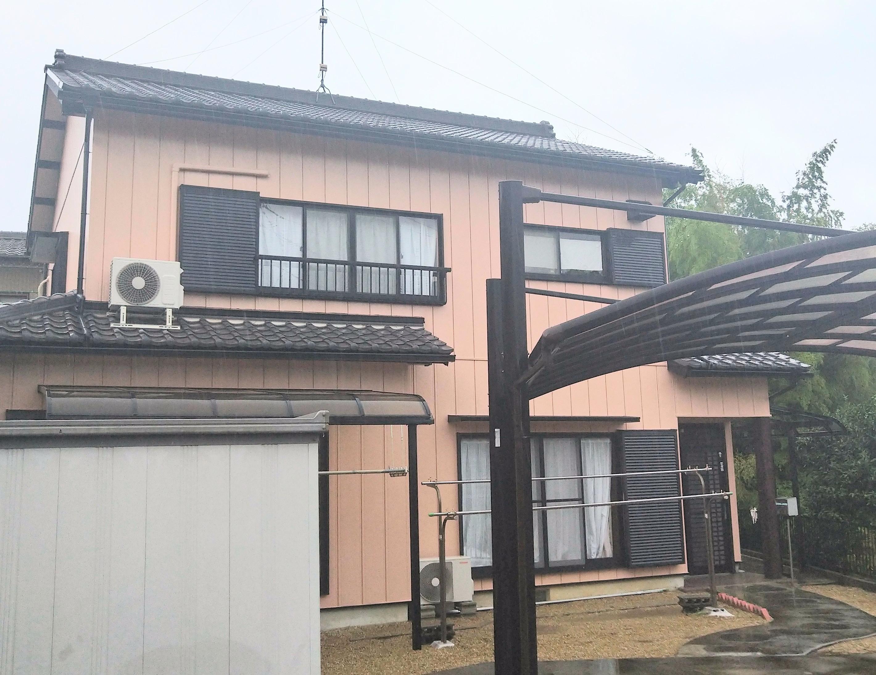 岡崎市Y様邸/外壁塗装
