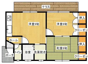 ◆鹿島市【アパート】小舟津戸建て!広々LDK!