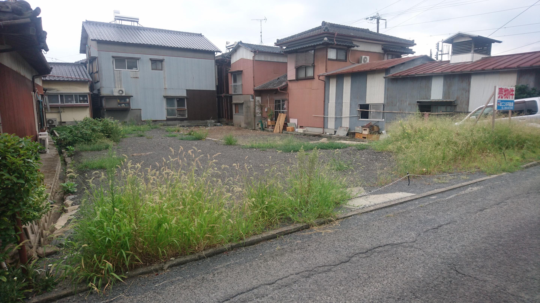【売地】鹿島市浜町 解体整地済みました!