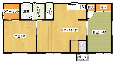 ◆【一戸建貸家】鹿島市常広 常広貸家