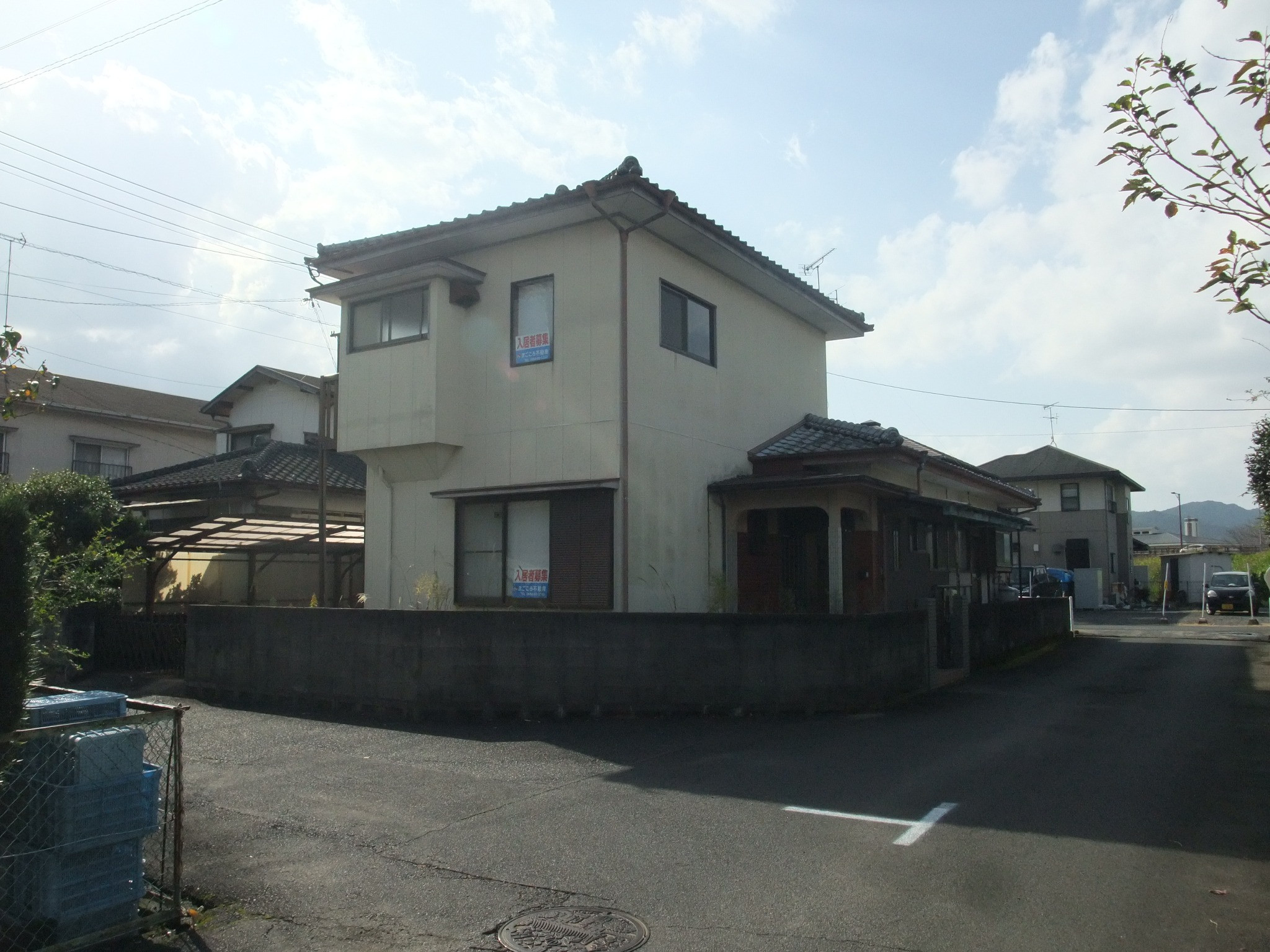 西牟田地区 戸建7DK