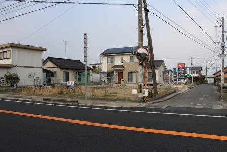 【売地】鹿島市浜町分譲地 浜小学校まで180m!