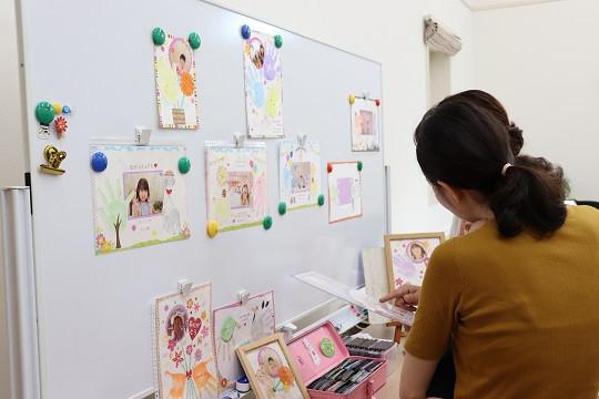 手形アートフォト報告☆