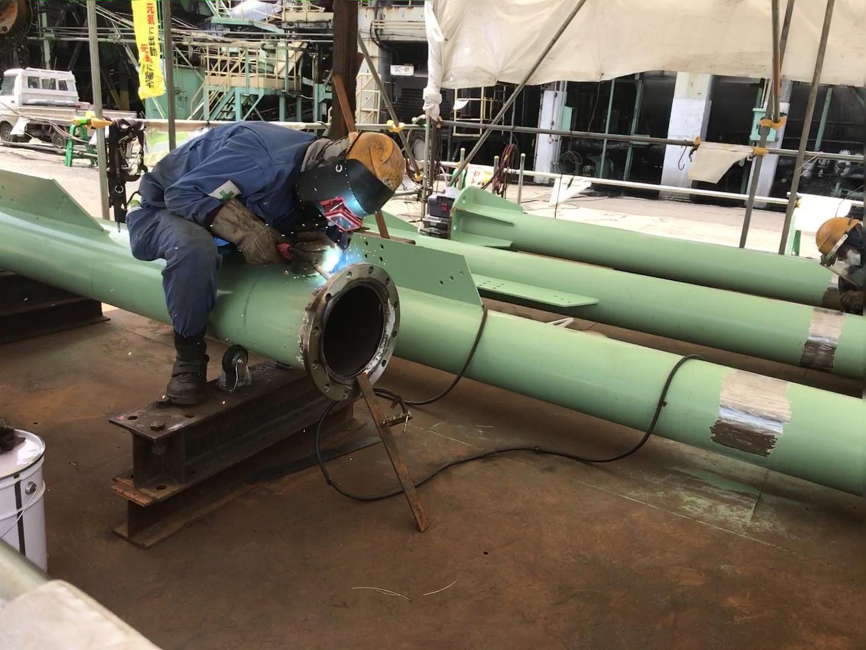 和歌山のプラント工事は「株式会社 上野山工業」へ!画像