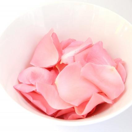バラの入浴剤
